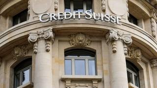 Credit Suisse schreibt wieder Gewinn