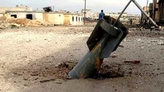 Bomben auf Flüchtlinge in Syrien – mehr als 30 Tote