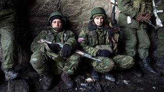 Erneut Tote in der Ostukraine vor Beginn der Waffenruhe