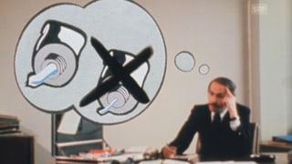 1974: Der Zahnpasta-Verpackungstrick (Artikel enthält Video)