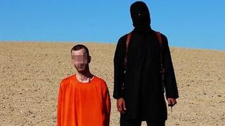 Brite von IS-Terrormiliz geköpft