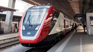«SBB und Bombardier entschuldigen sich bei den Fahrgästen»