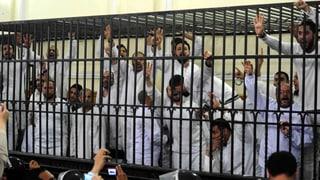 Todesurteile könnten Rückgabe der Mubarak-Gelder verzögern