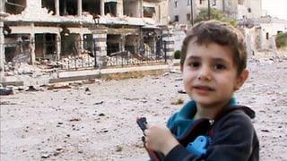 Video «Kriegsfilm aus der Ferne» abspielen