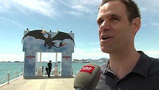 Simon Otto: Ein Schweizer «Genie» in Cannes