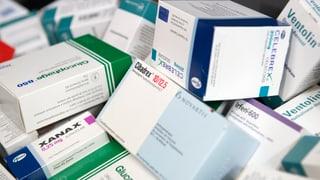 Nationalrat will Pharmabranche Exklusivrecht gewähren