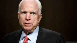US-Senator John McCain hat Krebs