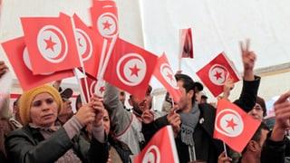 Zum ersten Mal haben Tunesier die Wahl
