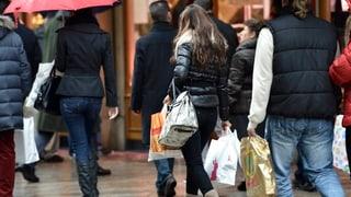Ladenöffnungs-Abstimmung: Lauter Kampf um zwei Stunden