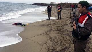 Mindestens 31 Flüchtlinge vor türkischer Küste ertrunken