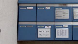 Wo Firmen nichts als Briefkästen sind