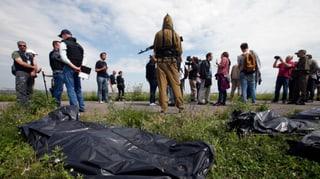 Das war Tag 3 nach dem MH17-Absturz