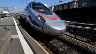 Milliarden für Gleise und Tunnel im Tessin