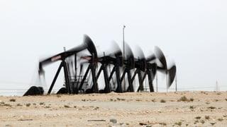 Ringen und Taktieren um die Vorherrschaft im Erdölmarkt