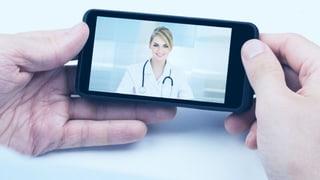 Wenn der Arzt per Handy eine Diagnose stellt