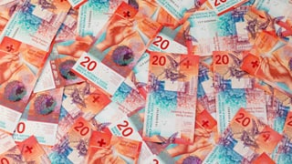 Ab heute gibt es die neue 20-Franken-Note