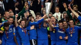 Chelseas EL-Triumph in letzter Sekunde