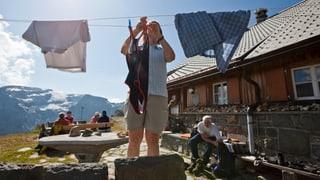 Wie aus patriotischen Städtern moderne Bergsportler wurden