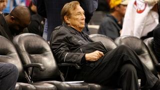 Clippers-Besitzer Sterling: Lebenslange Sperre und Millionenbusse