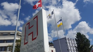 Davosa visita da Rathgeb a l'Ospital Engiadin'Ota