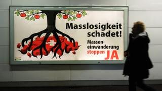 Initiative «Gegen Masseneinwanderung»: Worum geht es?