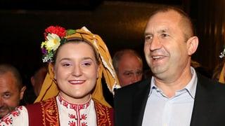 Überraschung bei bulgarischer Präsidentenwahl