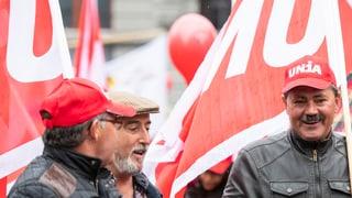 Zürich feierte einen ruhigen 1. Mai