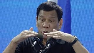 «Duterte wird wohl bald letzte Kritiker zum Schweigen bringen»