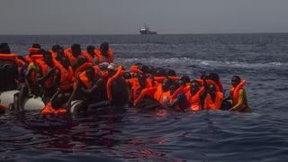 «Geflüchtete suchen zunächst in ihrer Herkunftsregion Schutz»