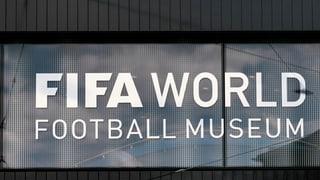 Fifa-Museum trennt sich vom Direktor