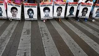 «Unhaltbare» Ermittlungen zu Studentenmorden in Mexiko