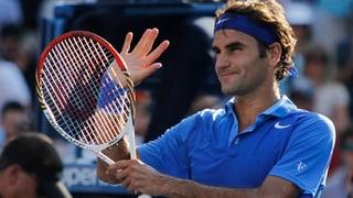 Federer und die Jagd nach der New Yorker Krone