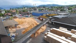Massenentlassung bei der Pavatex AG in Cham