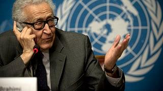 Syrien-Konferenz nimmt positive Wende