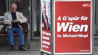 SPÖ zittert um ihre Hochburg Wien