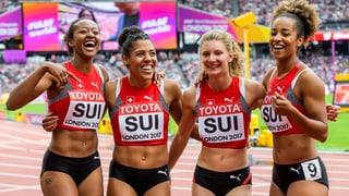 Cun record svizzer: Staffetta da sprint en final