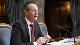 Martin Schmid kandidiert nicht für den Bundesrat