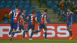 Basel sendet deutliches Signal in Richtung YB