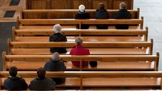 Kirchen-Angestellte wollen nicht mehr weiter machen