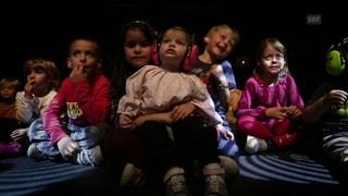 «SRF 3 Best Talent» Andrea Bignasca rockt für Kids