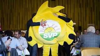 Die SVP hadert mit der «Grosswetterlage»