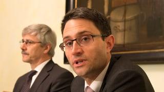 CVP nominiert Lukas Engelberger als Nachfolger von Carlo Conti.