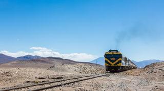 Bolivien plant einen «Panamakanal auf Schienen»