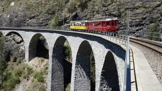 Viaduct dal Landwasser duai attrair 100'000 persunas