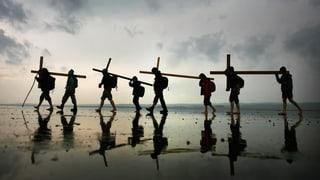 Gott oder Ego? Pilgern zwischen Spiritualität und Selbstfindung