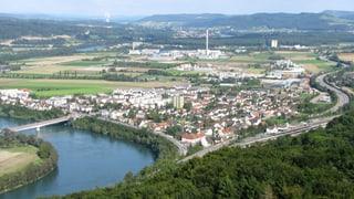 Geplant: Grossgemeinde Stein