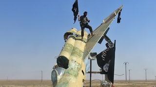 Neues Nachrichtendienst-Gesetz wegen Schweizer IS-Terrorzelle?