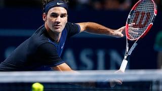 So lief die Partie Federer - Berdych