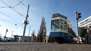 Willkommen an den 24 Tram-Endstationen der Stadt Zürich