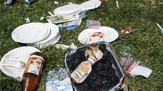Onn per onn tschufrognan 5'120 tonnas plastic l'ambient